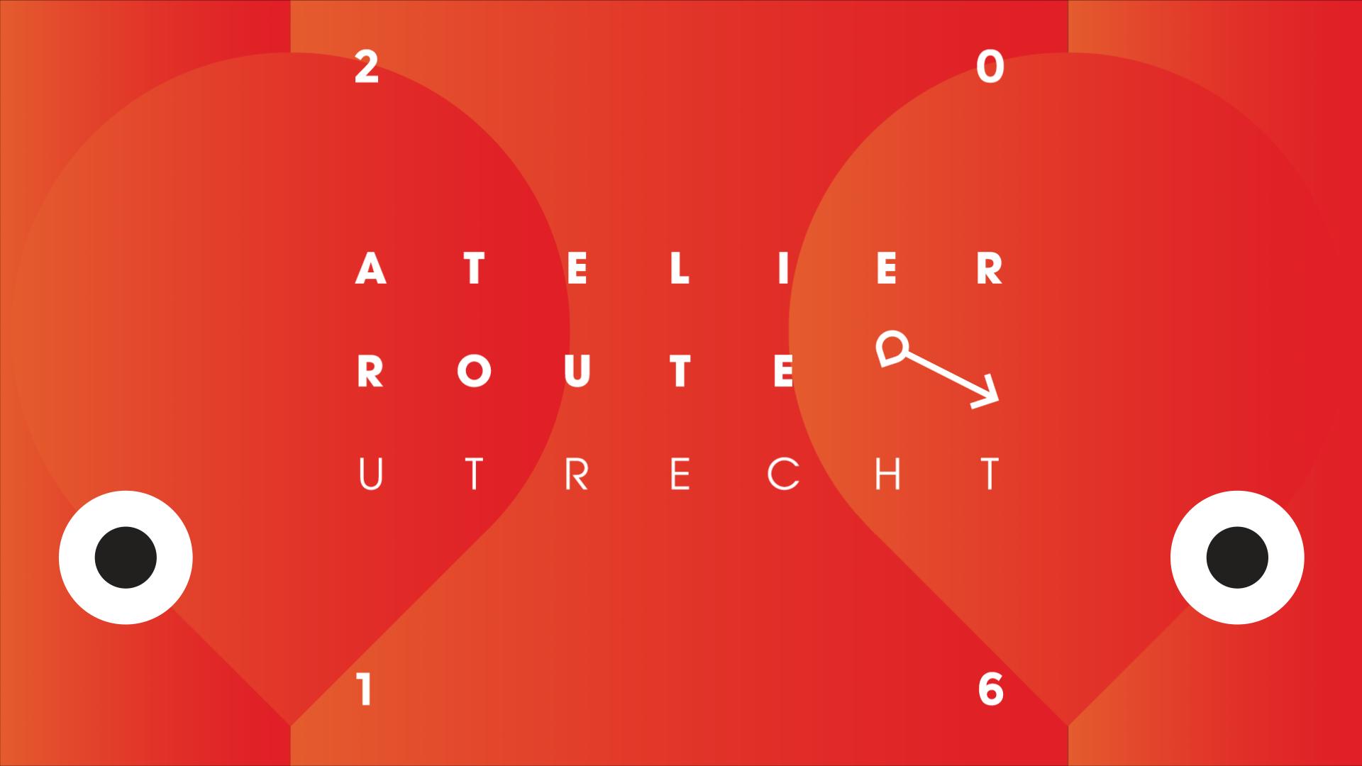 Atelierroute Utrecht trailer 2016