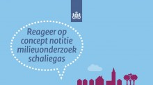 Schaliegas winning concept notitie