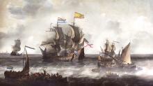 De Slag op de Zuiderzee