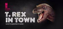 "Naturalis ""T. Rex in town"" teaser"
